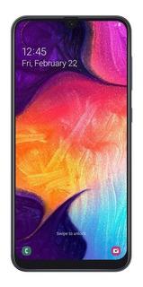 Samsung Galaxy A50 128gb + Funda + Memoria Caja Detalle