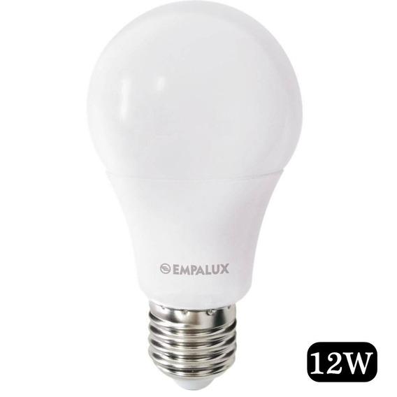 Lampada Led Bulbo 12w Bivolt 6.500k Empalux - Envio 24h