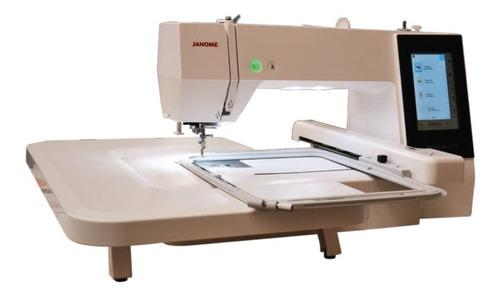 Máquina Bordadora Doméstica Janome Mc500e Memory Craft