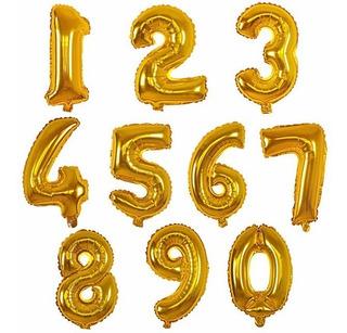Kit Bolas Metalizadas 55 Balões Atacado Revenda 80cm
