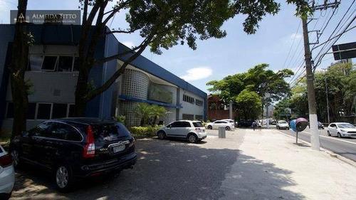 Imagem 1 de 11 de Imóvel Com Renda - Excelente Prédio Comercial À Venda No Ibirapuera/sp  Área Construída 668 M²  Confira! - Pr0070