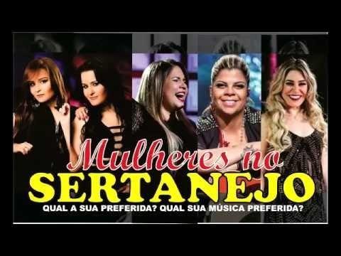 Kit 150 Músicas Mulheres Do Sertanejo Lançamentos 2017