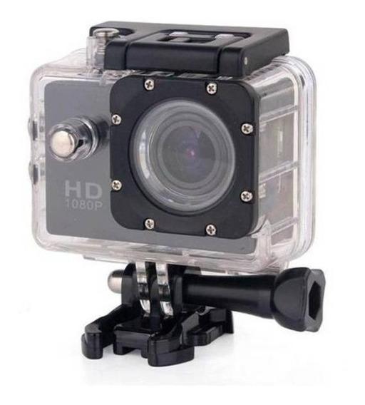Câmera E Filmadora Esportes Full Hd 720p Tomate Mt-1081