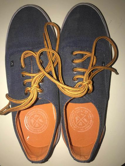 Zapatillas, Rusty