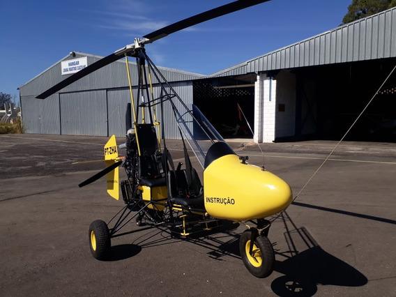 Aeronave Girocoptero Giro Autogiro