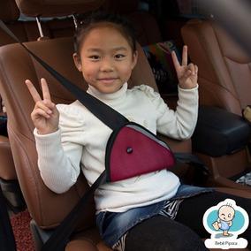 Ajustador Infantil Cinto Segurança Protetor Pescoço Criança