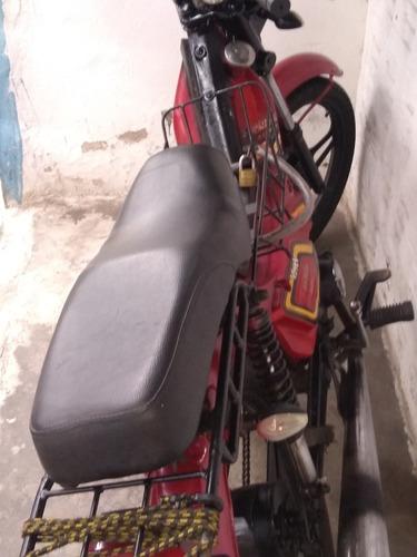 Imagem 1 de 3 de Motocicleta Cinquentinha Primeir