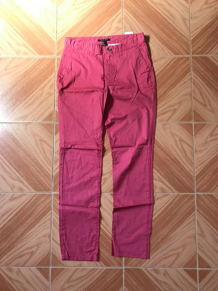 Pantalónes Algodón Forever 21