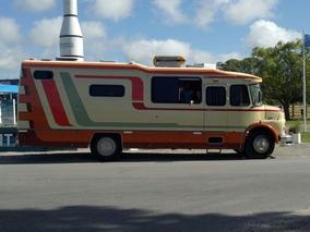 Motorhome Mercedez Benz 1114 , Casa Rodante Impecable