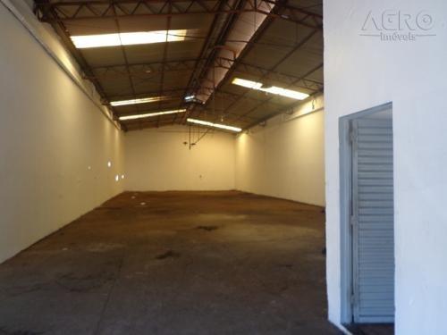 Barracão Para Alugar, 363 M² Por R$ 3.500 - Vila Engler - Bauru/sp - Ba0130