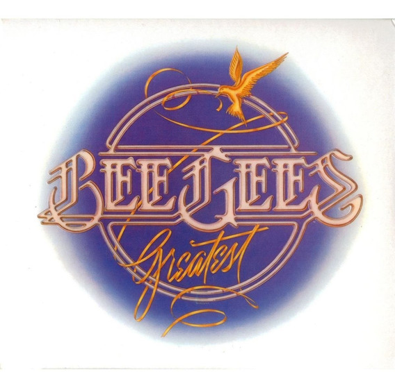 Cd Bee Gees Greatest 2cds Lo Mejor Sellado Open Music W-