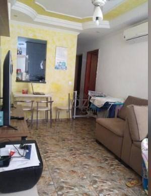 Apartamento À Venda, Parque Bandeirantes I, Sumaré. - Ap3628