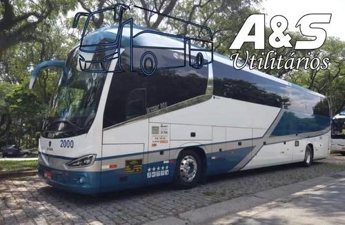 Imagem 1 de 4 de Irizar I6 S Ano 2019 Scania K360 50 Lug Ais Ref 703