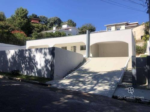 Casa Com 4 Dormitórios À Venda, 290 M² Por R$ 1.300.000,00 - Granja Viana - Carapicuíba/sp - Ca1888