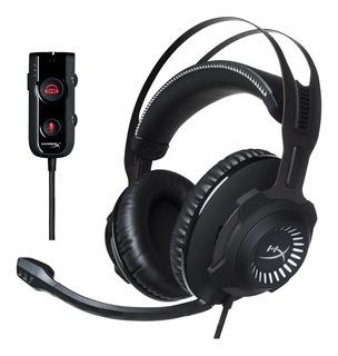 Auricular Gamer Hyperx Cloud Revolver S Surround 7.1