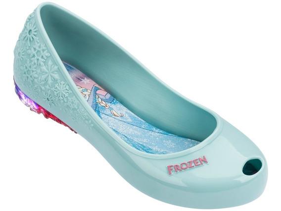 Sapatilha Infantil Menina Disney Frozen Led Pisca 004767
