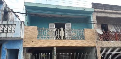 Sobrado Com 3 Dormitórios À Venda, 137 M² Por R$ 250.000,00 - Jardim São Gonçalo - São Paulo/sp - 14121