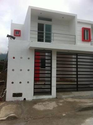 Se Vende Casa En Fraccionamiento Misol-ha, Tuxtla Gutiérrez