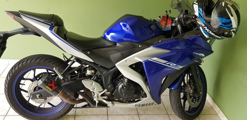 Imagem 1 de 2 de Yamaha Yzf R3