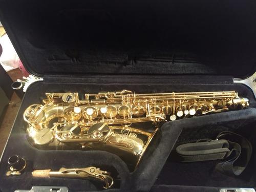 Imagen 1 de 3 de Yamaha Saxophone Yas Alot 475