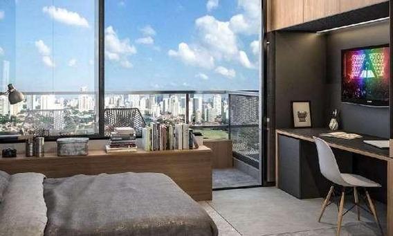 Studio Em Vila Olímpia, São Paulo/sp De 29m² À Venda Por R$ 469.000,00 - St276514