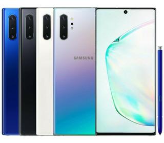 Samsung Galaxy Note 10+plus Ds 512gb 12gb Ram Snapdragon 855