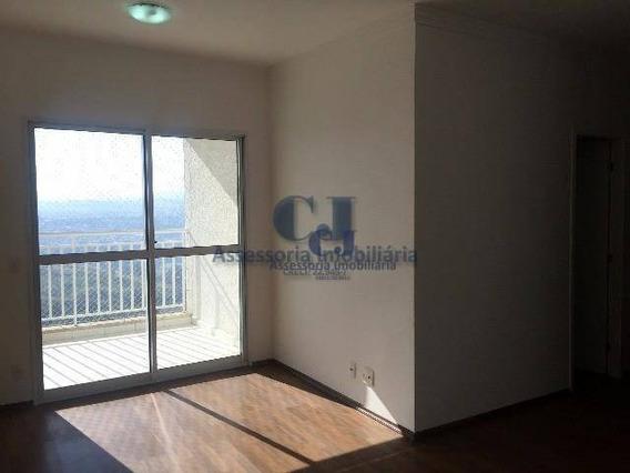Apartamento Com 3 Dormitórios Para Alugar, 74 M² Por R$ 1.700,00/mês - Parque Morumbi - Votorantim/sp - Ap0228