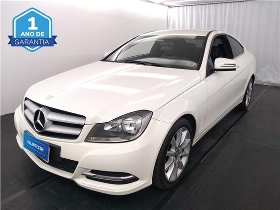 Mercedes-benz C 180 1.6 Cgi Coupe 16v Turbo Gasolina 2p Auto