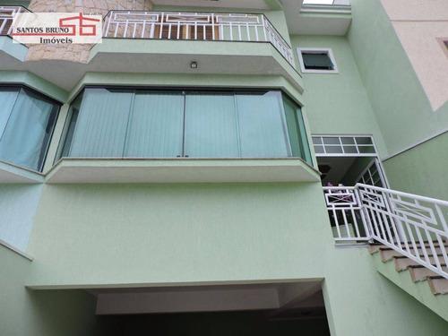 Imagem 1 de 29 de Sobrado Com 3 Dormitórios À Venda, 220 M² Por R$ 950.000,00 - Pirituba - São Paulo/sp - So0332