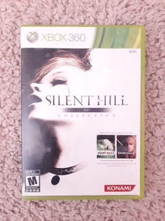 Juego Silent Hill Hd Collection Xbox 360