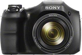 Sony Digital Cyber Shot Dsc-h100 16.1mp Zoom 21x+acessórios