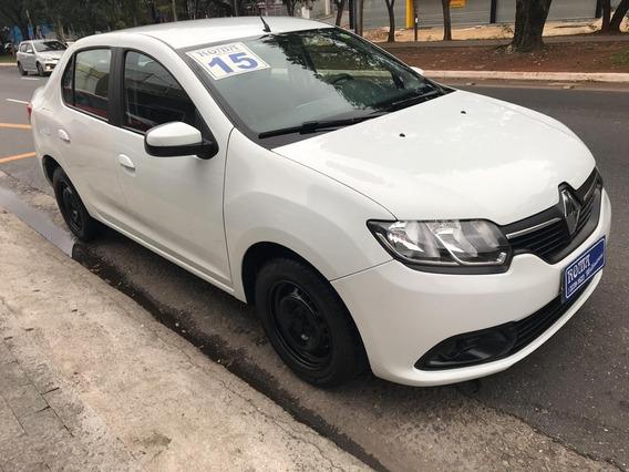 Renault Logan Expression 1.6 Flex Completo Pneus Novos