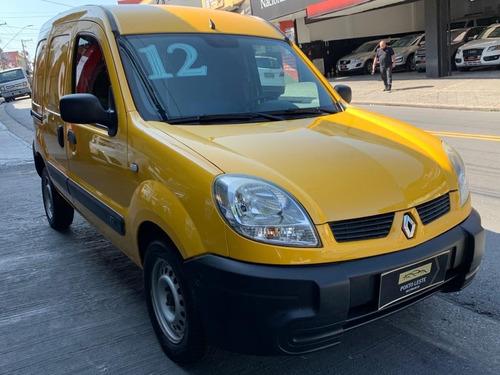 Imagem 1 de 11 de Renault Kangoo 2012 - 1.6 Express 16v Flex 4p Manual