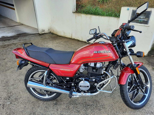 Imagem 1 de 8 de Honda Cb 450 1985
