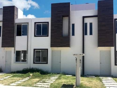 Casa En Tecamac Excelente Ubicacion 2 Recámaras 2 Niveles