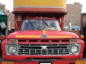 Ford 600 Gasolinero