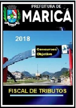 Apostila Prefeitura De Maricá Rj 2018 - Fiscal De Tributos