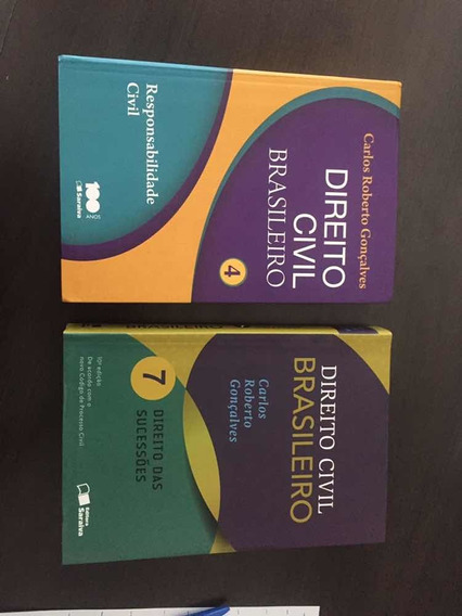 Direito Civil, Responsabilidade Civil E Sucessões 10 Edição.