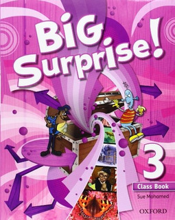 Big Surprise 3: Class Book Sue Mohamed Envío Gratis