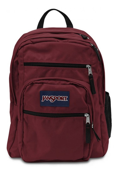Mochila Jansport Big Student Bordó