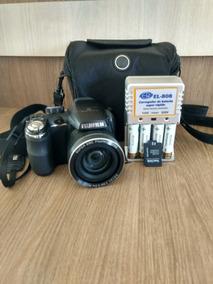 Câmera Fujifilm Finepix S4500 Preta