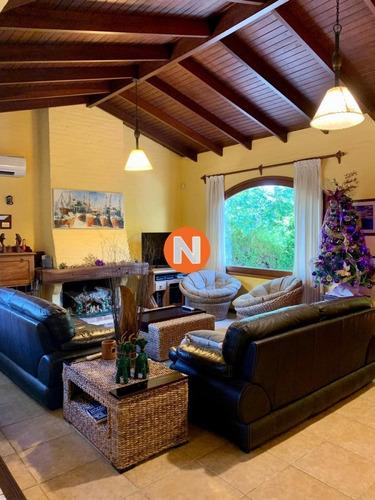 Casa En Punta Del Este, Jardines De Cordoba   Nana Lavagna Propiedades Ref:217643- Ref: 217643