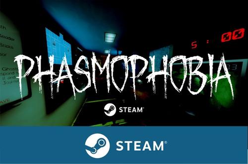 Imagen 1 de 1 de Phasmophobia  [steam] [pc] [original]