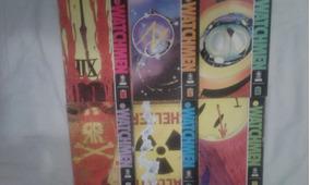 Watchmen Edição Luxo 1988 Em 6 Volumes Completa (raro)