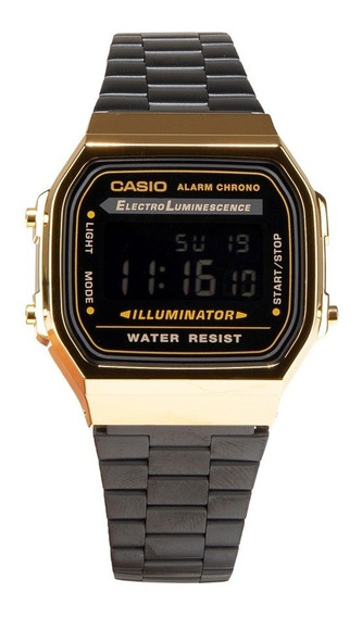 Reloj Casio Vintage-a168wegb-1bvt