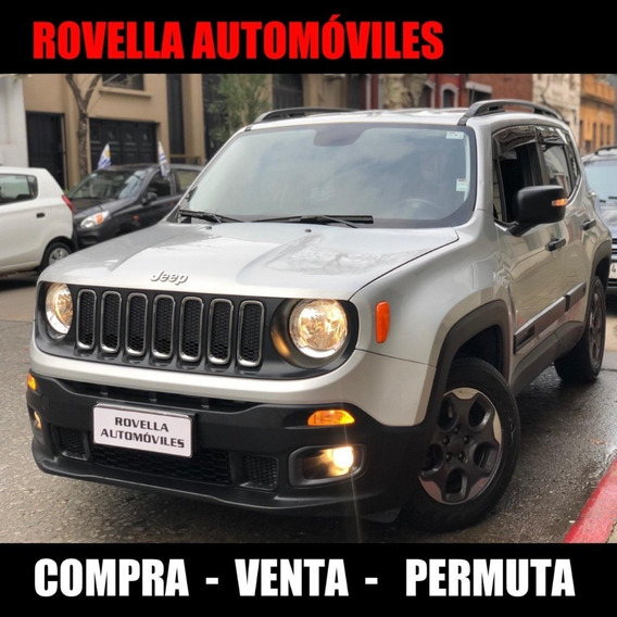 Jeep Renegade 1.8 Sport Extra Full Oportunidad