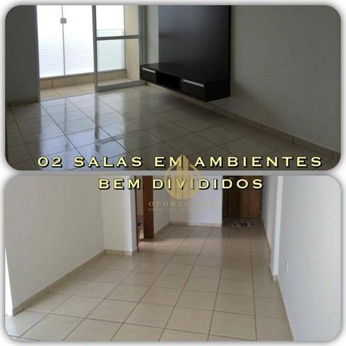 Imagem 1 de 3 de Apartamento Residencial À Venda, Jardim Botânico, Ribeirão Preto - Ap0113. - Ap0113