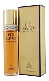 White Diamonds Dama Elizabeth Taylor 100 Ml Edt Spray