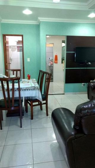 Casa Geminada Com 2 Quartos Para Comprar No Pedra Azul Em Contagem/mg - 41936