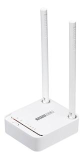 Router Wifi Señal 300 Mbps 2 Antenas Tl-n200re